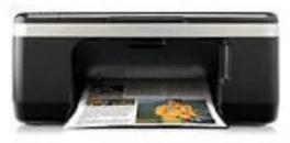 HP Deskjet F4140