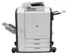 HP Color LaserJet CM8000 MFP