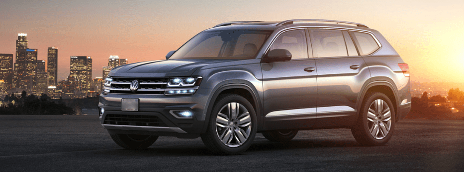 2018 Volkswagen Atlas, Lane Keeping Assistance, Adaptive Cruist Control