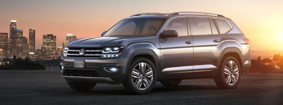 2018 Volkswagen Atlas, Lane Keeping Assistance, Adaptive Cruist Control