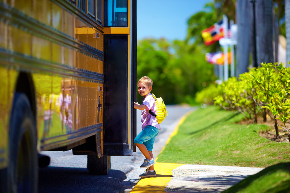 School Bus Technology Is Keeping Kids Safe
