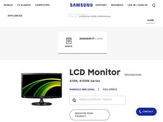 Samsung S22A100N Driver and Firmware Downloads