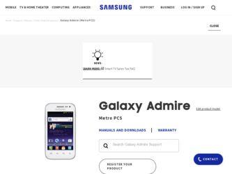 Samsung SCH-R820 Driver and Firmware Downloads