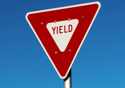 Failure to Yield – Large Vehicles