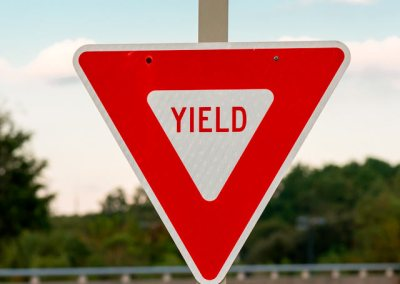 Failure to Yield – Small Vehicles