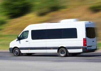 Fifteen-Passenger Vans