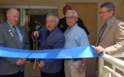 Driver's Alert Corporate Headquarters Ribbon Cutting Ceremony