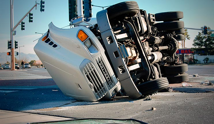Truck Driver Job-Related Injuries in Overdrive