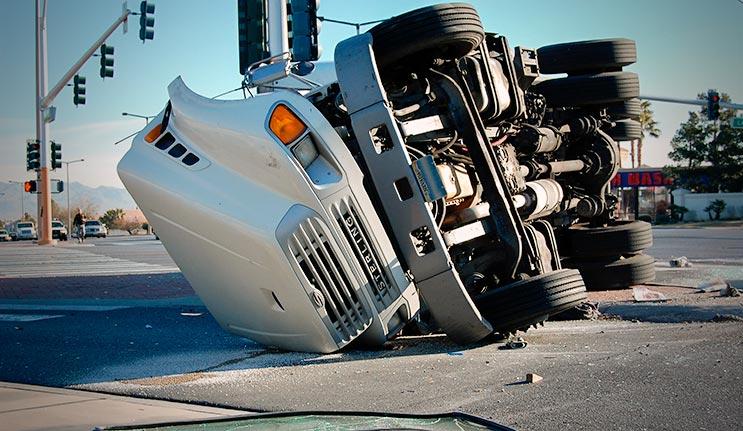 Truck Driving a Dangerous Job