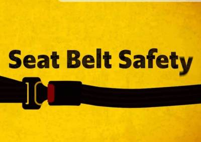 Seat Belt Safety: Micro-Course