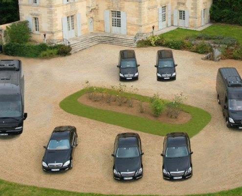 Location de voiture avec chauffeur privé pour Tourisme sur mesure