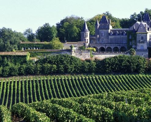 Tourisme vignobles bordelais avec Driver Serviice Agency, chauffeur privé à Bordeaux