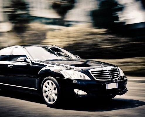 Chauffeur privé Bordeaux : gamme véhicules
