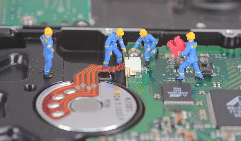 4 basic computer maintenance