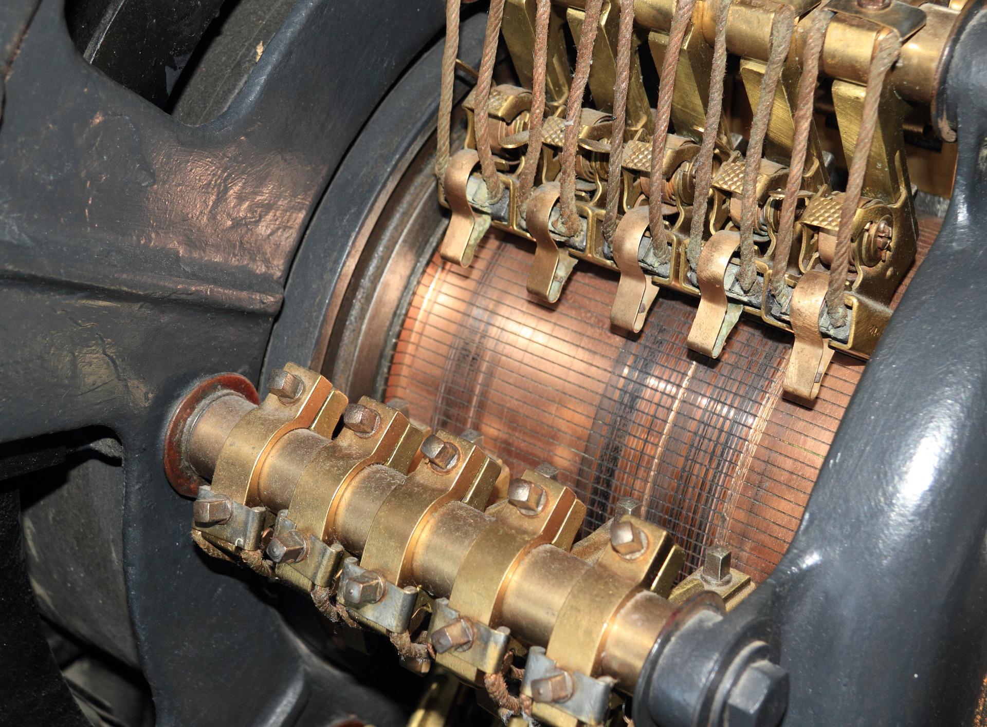 Armature Commutator Repair