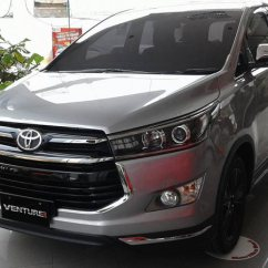 All New Innova Venturer 2017 Camry 2018 Toyota Crysta Launched In Indonesia Drivespark News