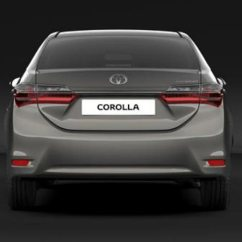 New Corolla Altis Launch Date All Alphard Toyota Facelift Revealed Drivespark News