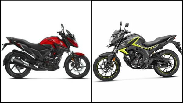 Honda X-Blade Vs Honda CB Hornet 160R Comparison On Design