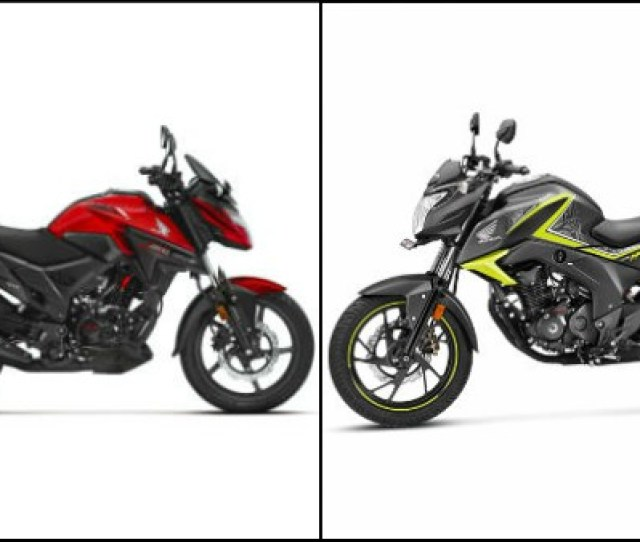 Honda X Blade Vs Honda Cb Hornet 160r Comparison On Design Specifications Features Price Drivespark News