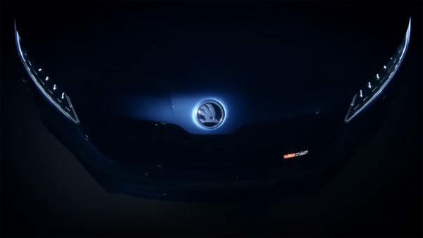 Skoda Kodiaq Rs Teased Specs Power Performance Images