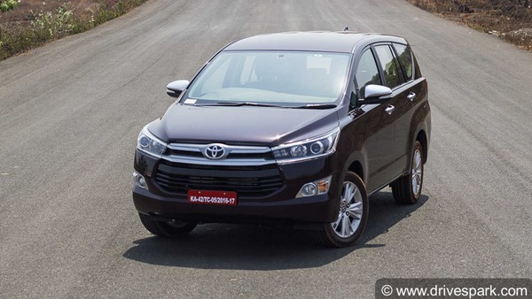 all new kijang innova crysta harga alphard 3.5 q toyota fortuner updated with additional features prices increased