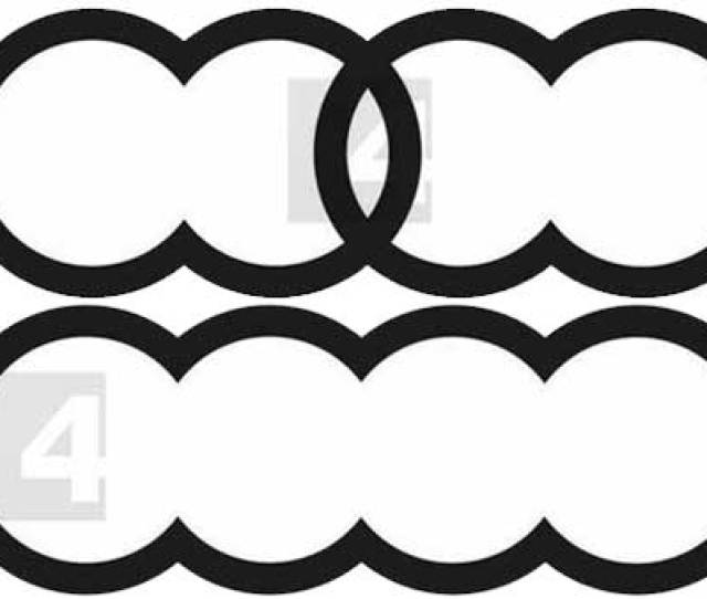Audi Might Introduce A New Logo Soon Almost The Same Four Rings