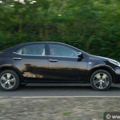 All New Corolla Altis 2019 Kelebihan Grand Veloz 1.5 Toyota Teased Ahead Of Global Debut