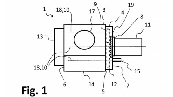 BMW Motorrad Hybrid Boxer Engine In The Works; Patents