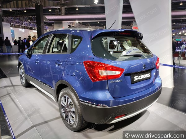 New (2020) Maruti S-Cross Petrol: Expected Launch Date, Price, Variants, Bookings & Other Details Revealed