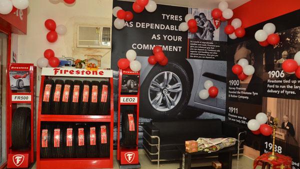 Bridgestone India Launches The 'Bridgestone Bookmyservice' Program