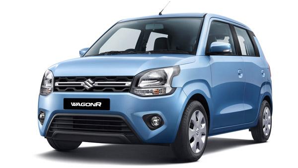 Spy Pics: Maruti WagonR Electric Hatchback Spied Again Ahead Of Launch