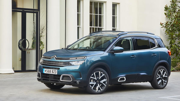 Citroen Begins Trial Assembly For C5 Aircross SUV: Testing To Begin Soon
