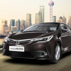 New Corolla Altis Video Keluhan Grand Veloz Toyota Latest News And Updates Photos 2017 Launched In India Prices Start At Rs 15 87 Lakh