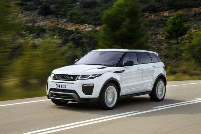 2018 Land Rover Range Rover Evoque Wallpapers Hd Drivespark