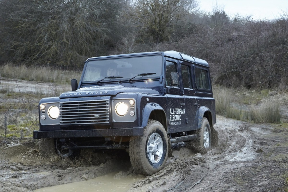 Land Rover Defender Elektrisch Test 6
