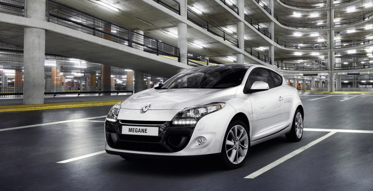 RENAULT MEGANE III COUPE (D95) - COLLECTION 2012