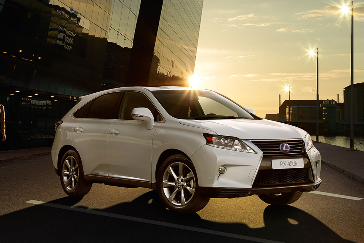 Lexus RX450h Special Edition Luxury Line 2WD AWD 2013 002