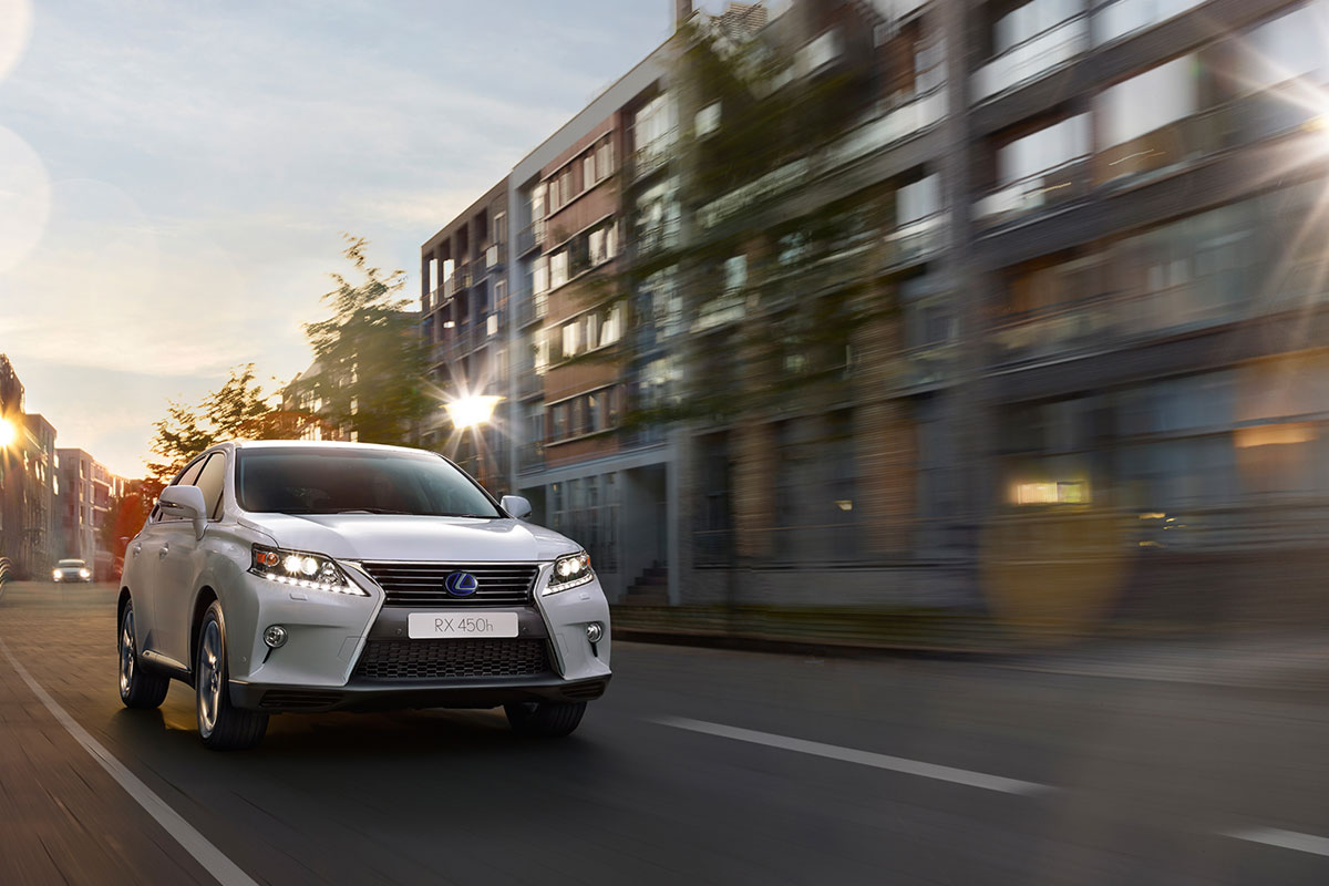 Lexus RX450h Special Edition Luxury Line 2WD AWD 2013 004