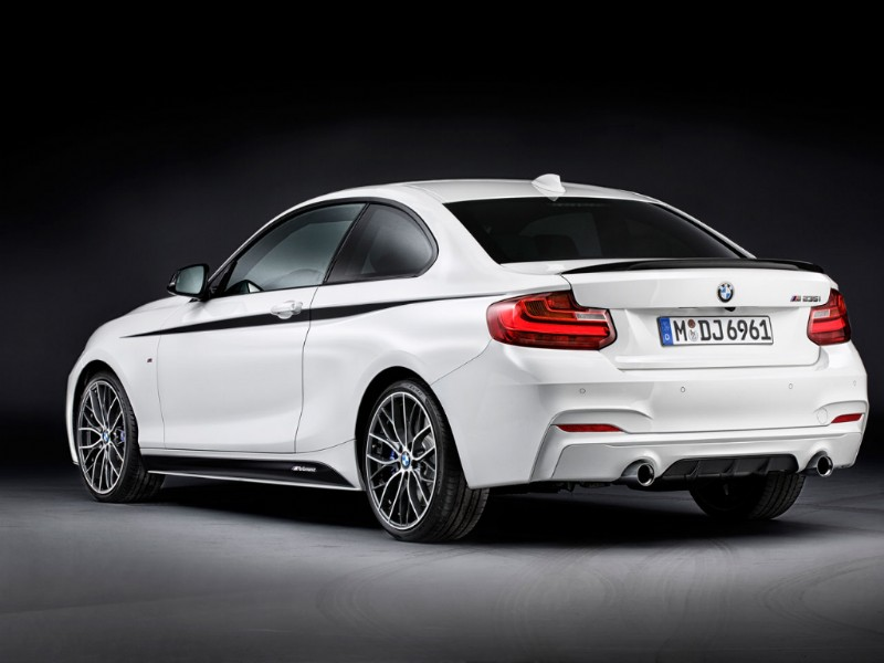 BMW 235i 220d coupe 2-serie M-performance wit 2014 05