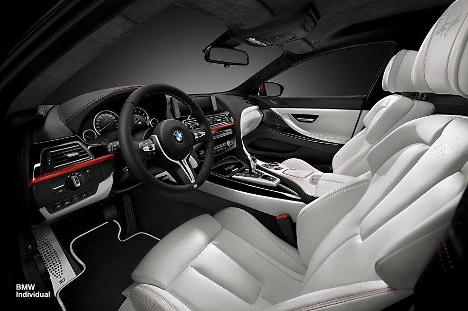 BMW M6 Individual Gran Coupe Frozen Red Manufaktur 2014 02