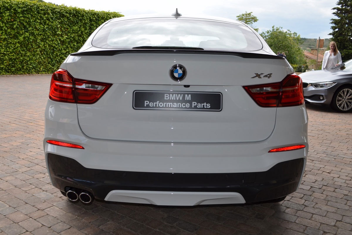 BMW X4 x-Drive M-Performance X20d X35d wit 2015 05