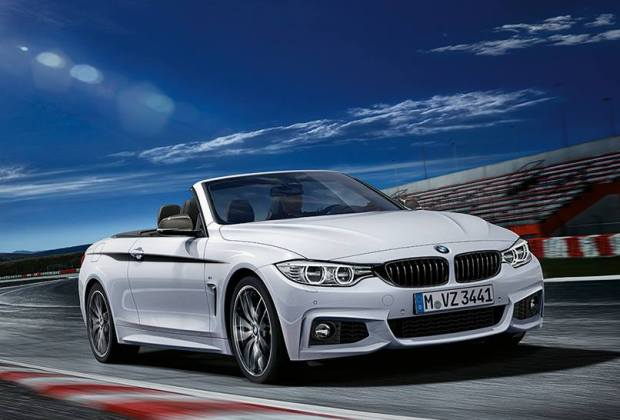 bmw 4 serie cabriolet met m performance accessoires. Black Bedroom Furniture Sets. Home Design Ideas