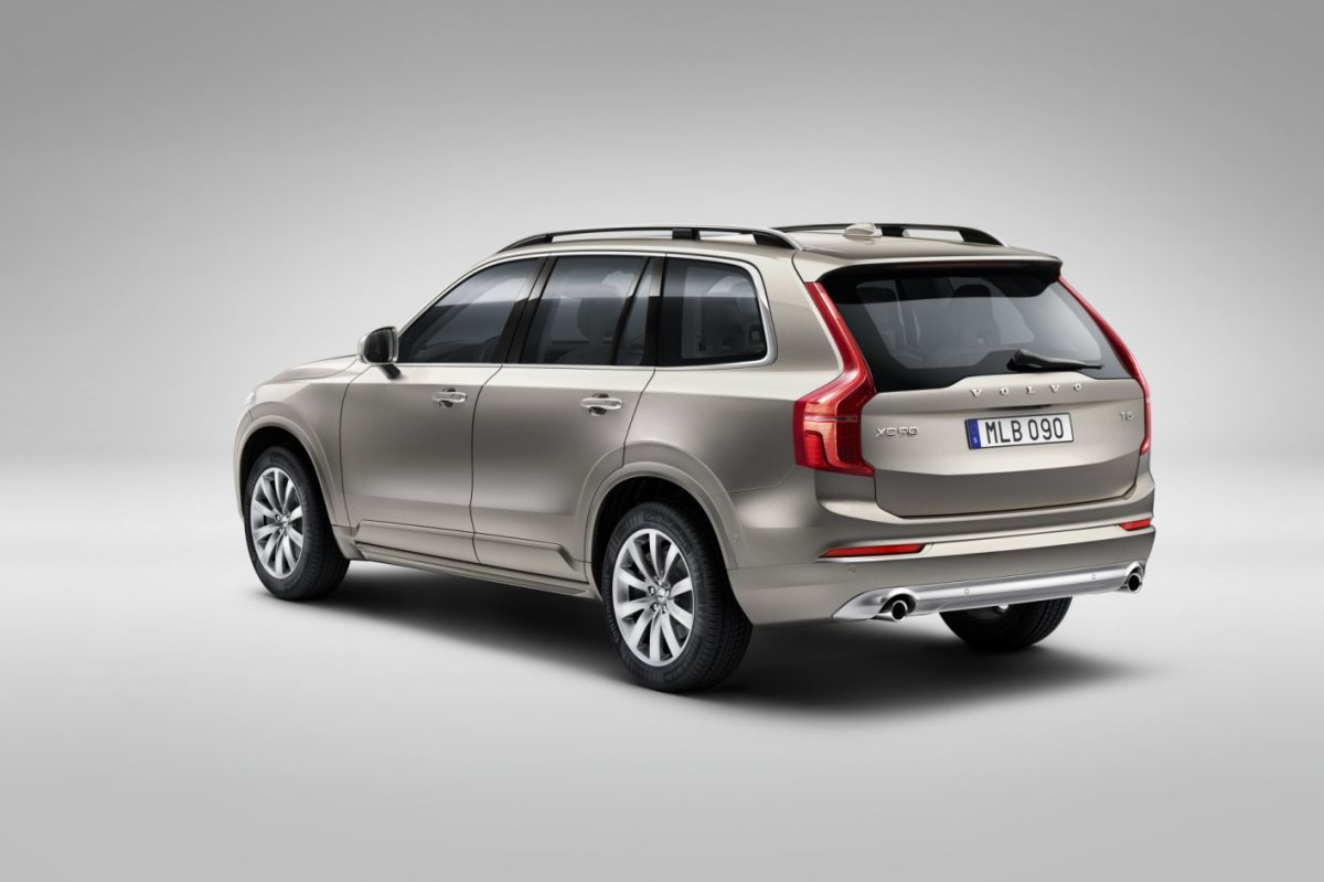 Volvo XC 90 First Edition D5 T6 AWD 1927 2015 brons zwart wit bruin 52