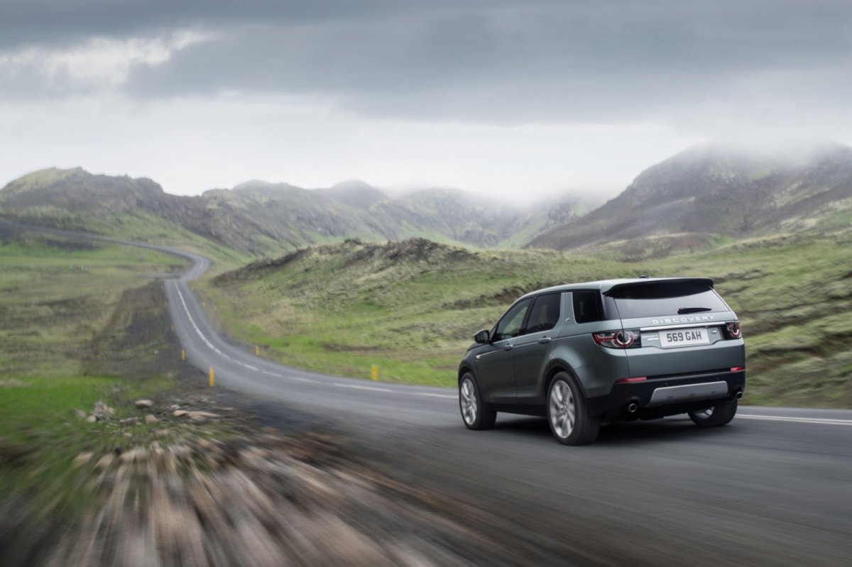 Land Rover Discovery Sport 2015 03