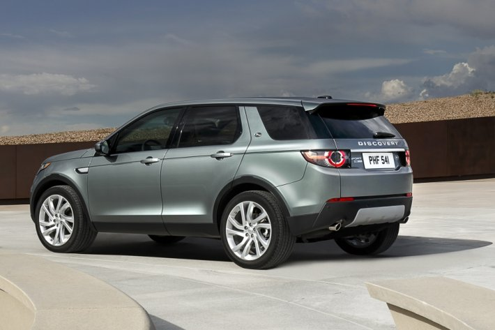 Land Rover Discovery Sport 2015 12