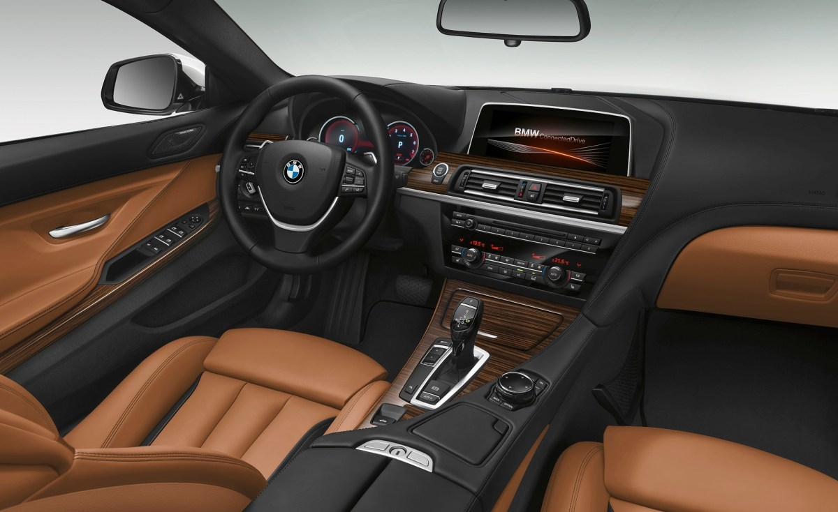 BMW 6-serie Cabriolet F12 LCI facelift Design Pure Experience 2015 07