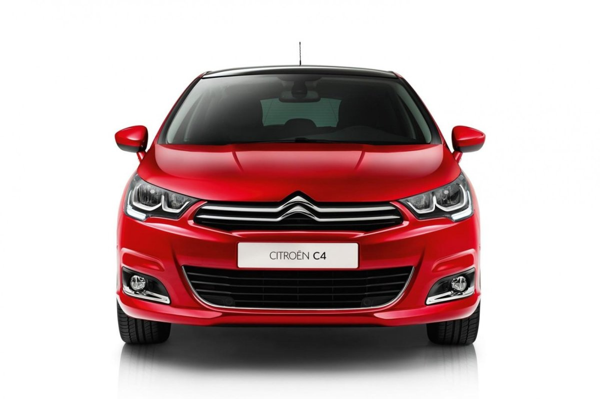 Citroen C4 facelift rood LED 2015 06
