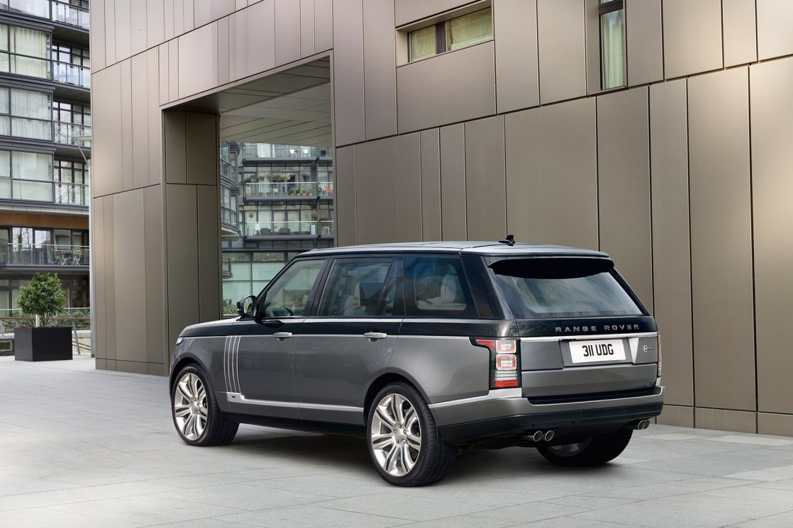 Land Range Rover SVAutobiography Special Vehicle Operations 2016 03