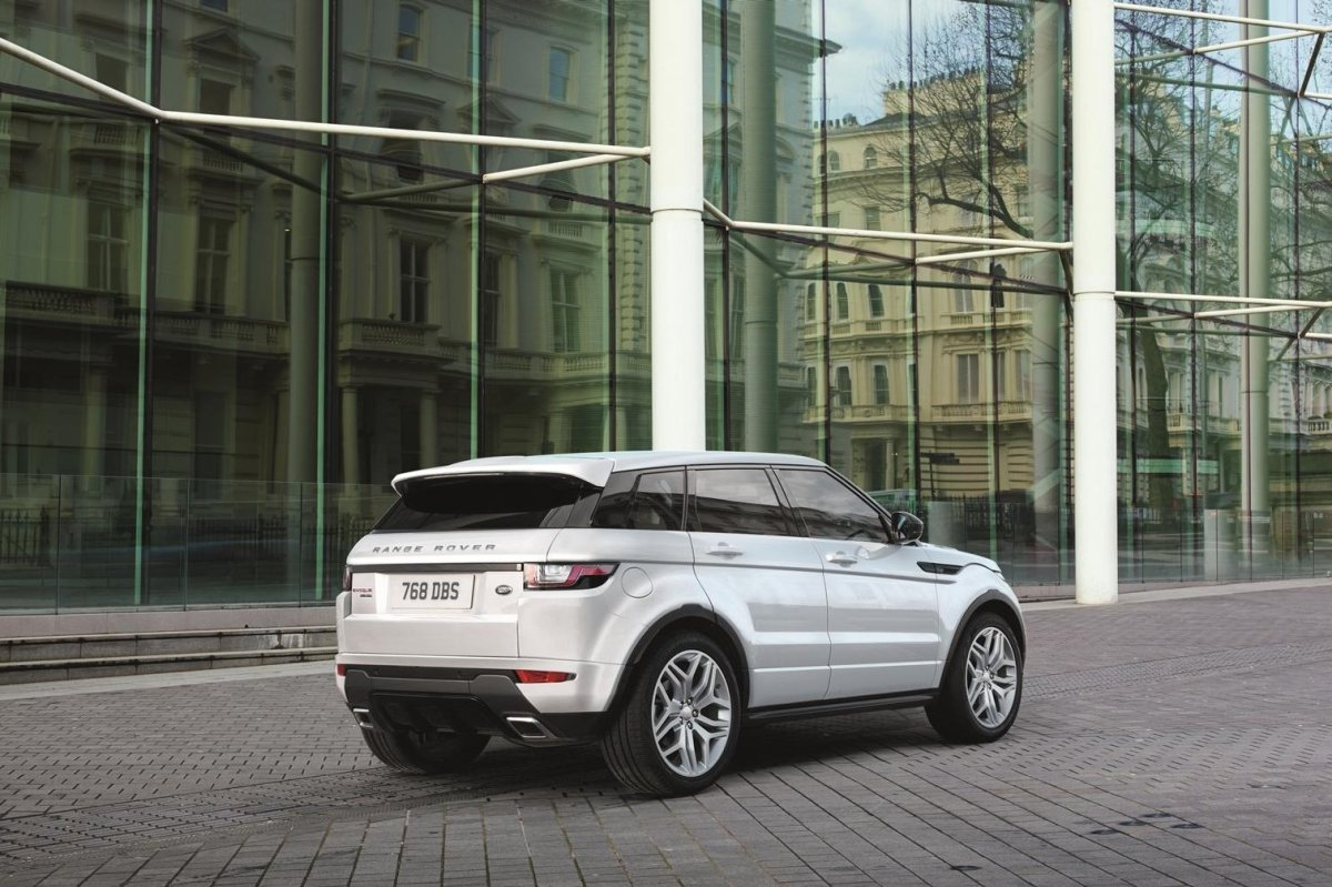 Land Rover Range Rover Evoque facelift wit 2016 05