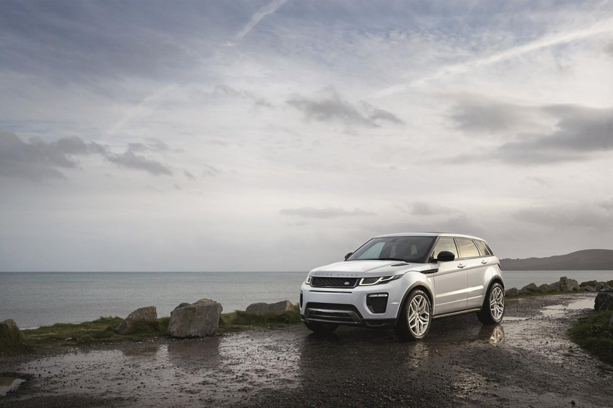 Land Rover Range Rover Evoque facelift wit 2016 15